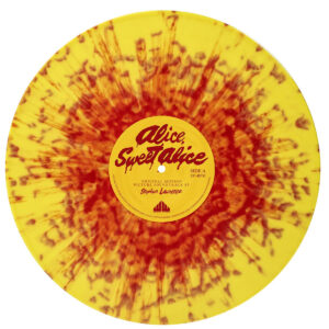 04 stephen lawrence alice sweet alice waxwork vinyl lp