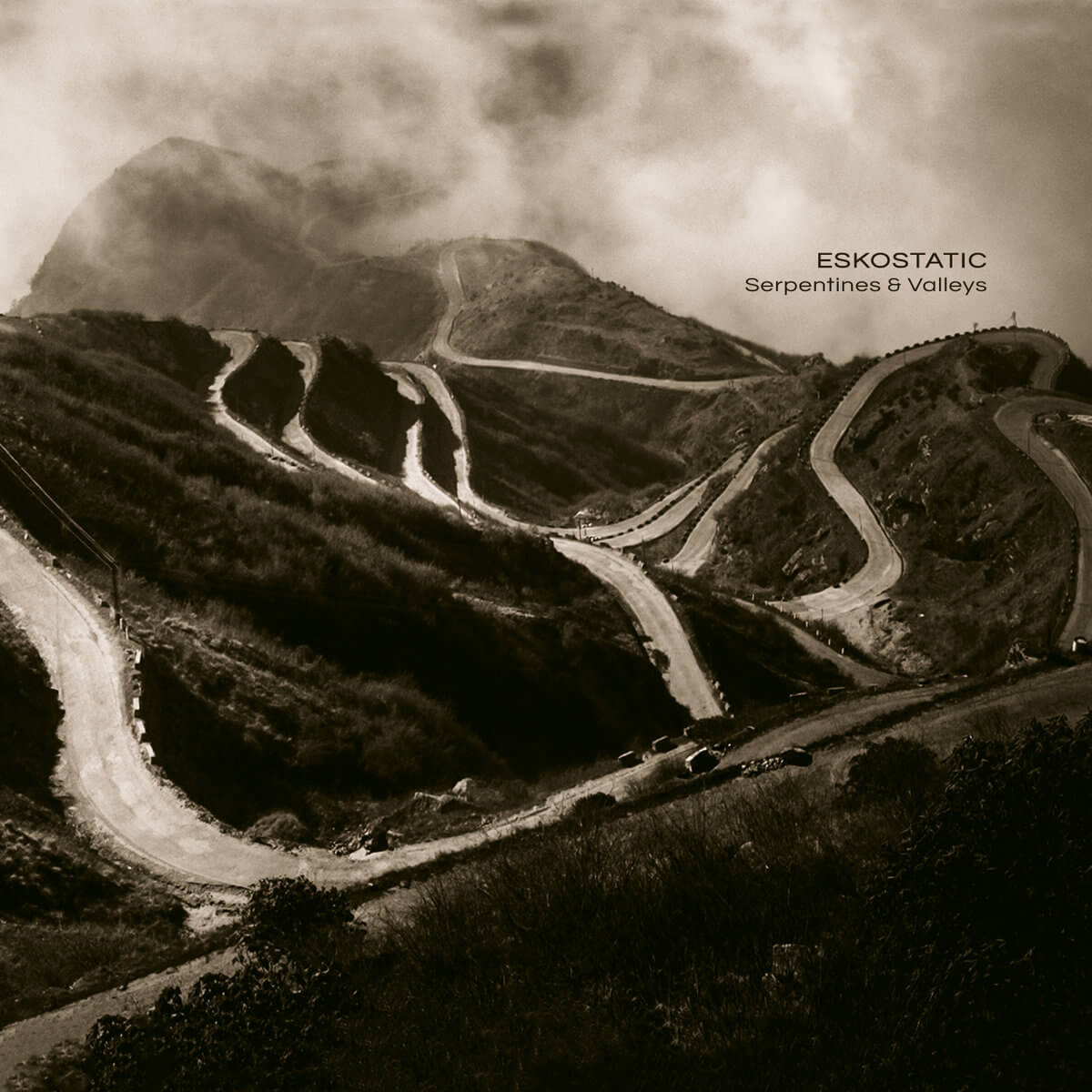 eskostatic serpentines valleys vinyl lp ultimae records