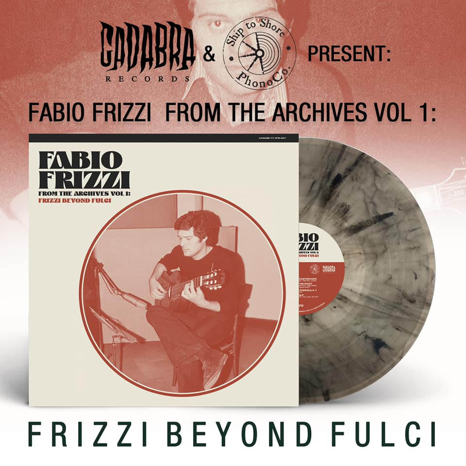 fabio frizzi from the archives vol 1 frizzi beyond fulci