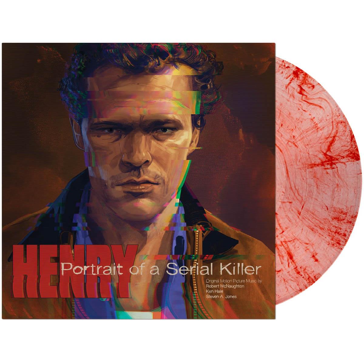 henry portrait of a serial killer soundtrack vinyl lp