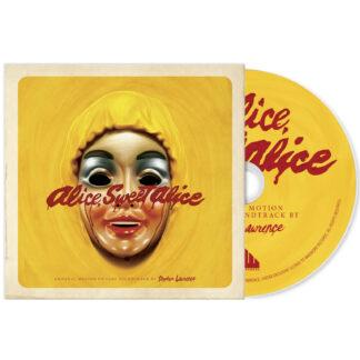 stephen lawrence alice sweet alice waxwork CD