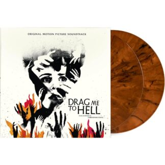 christopher young drag me to hell vinyl lp