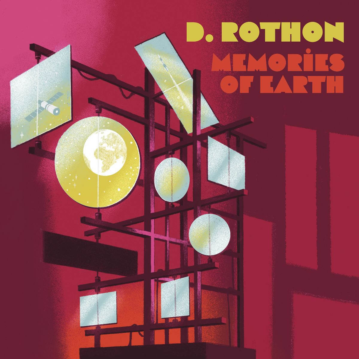 d rothon memories of earth CD