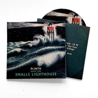 plinth music for small lighthouse vinyl CD