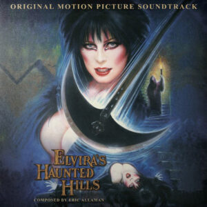 eric allaman elviras haunted hills soundtrack vinyl lp enjoy the ride