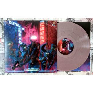 mr creep outrun is dead vinyl lp