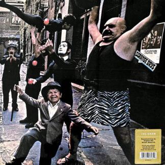 the doors strange days vinyl lp