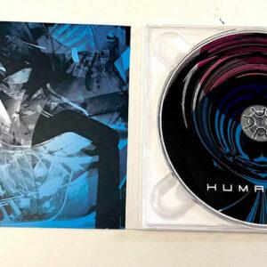 01 humanoid 7 songs CD