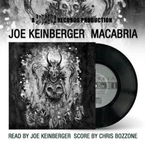 joe keinberger macabria cadabra records vinyl single