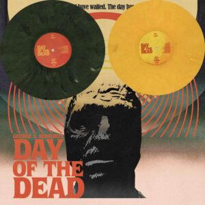 john harrison day of the dead vinyl lp