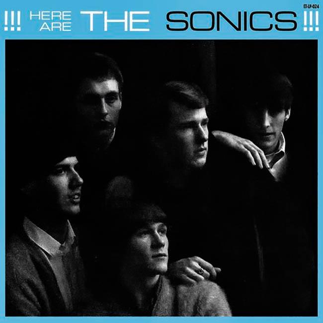 the sonics here are the sonics vinyl lp